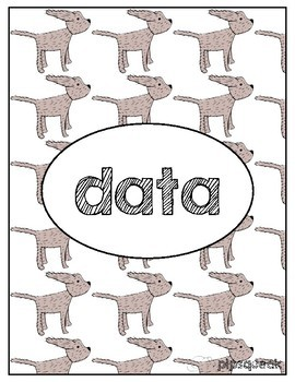 Speech Therapy Data Sheets- Fillable