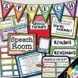 Speech Therapy Decor: Crayon Scribbles Speech Room Decor m