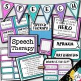 Speech Therapy Decor: Starlight Speech Room Decor made jus