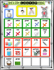 Speech Therapy Easter Egg Coloring Communication Board FRE