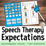 Back to School Speech Therapy Expectations