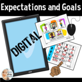 Back to School Speech Therapy Expectations  |  Goals  |  Digital