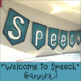 Speech Therapy Decor: Room Expectations Poster