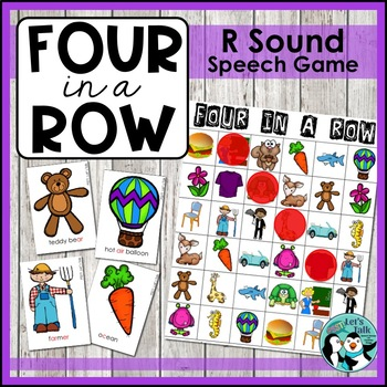 "Speech Therapy: Four in a Row for ""R"""