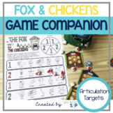 Speech Therapy Game Companion for Articulation | Farm The