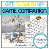 Speech Therapy Game Companion for Articulation Get Tangled Up