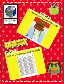Speech Therapy Gems with LyndaSLP123