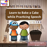 Speech Therapy Homework for Speech & Sequencing Directions