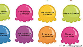 Speech Therapy Motivation - Articulation