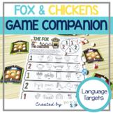 Speech Therapy Language Game Companion | Farm The Fox & th