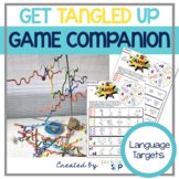 Speech Therapy Language Game Companion Get Tangled Up
