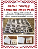 Language MEGA Bundle -- Speech Therapy