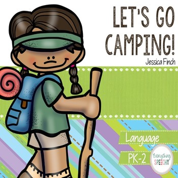 "Language Pack: ""Let's Go Camping!"""