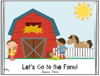 "Language Pack: ""Let's Go to the Farm!"""