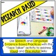 Speech Therapy Mixed Group Activity: No Prep Articulation & Language