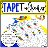 Speech Therapy Mixed Group Activity: No Prep Articulation