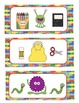 Speech Therapy: Monsters Love School - A Speech Therapy Bo