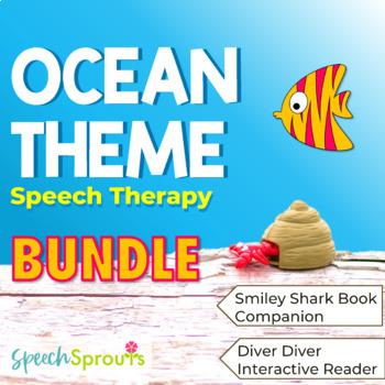 Summer Speech and Language Ocean Bundle