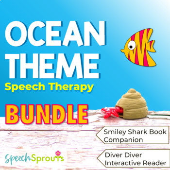 Speech Therapy Oceans of Fun Bundle