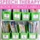 Therapy Organization Labels BUNDLED