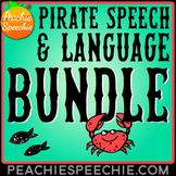 Speech Therapy PIRATE Bundle