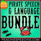 Speech Therapy PIRATE Bundle