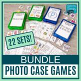 Photo Case Bundle: Speech Activities and Games