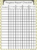 Speech Therapy Planner Calendars & EDITABLE Planner Pages 17-18