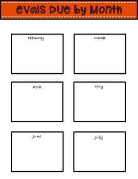 Speech Therapy Planning Sheets 2