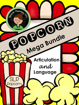 Popcorn SLP Bundle