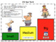 Speech Therapy Problem Size & Reaction Size