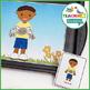 Preschool Language Activities for Seasons Bundle