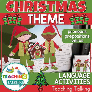 Speech Therapy Christmas