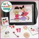 Valentine's Day Preschool Language Activities