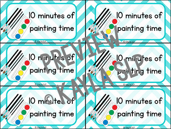Speech Therapy Reward Cards (Punch Cards Included!)