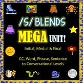 /S/ BLENDS ARTIC MEGA UNIT: /SC/, /SL/, /SN/, /SP/, /ST/, & /SW/ + screener