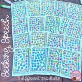 Speech Therapy Seeking Activity BUNDLE {articulation}
