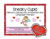 Speech Therapy: Sneaky Cupid Match Game