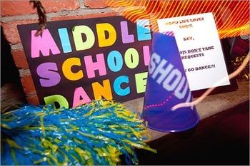 Speech Therapy Social Skills: School Dance Conversation Starters