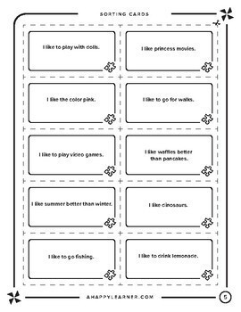 Speech Therapy Social Skills for Older Students - Arguments & Disagreements