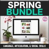 Speech Therapy Spring Language, Articulation, & Social Pra