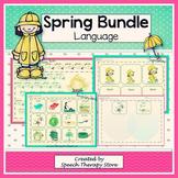 Speech Therapy Spring Language