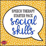 Bundle: Starter Pack for Social Skills