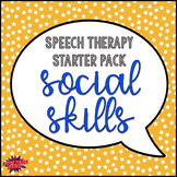 Bundle: Starter Pack for Social Skills