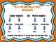 Speech Therapy: Subject-Verb Agreement Interactive Activity
