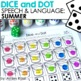 Speech Therapy Summer: Dice and Dot