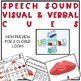 Speech Therapy Toolbox: Speech Sounds and Syllable Shape Visuals