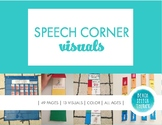 Speech Therapy Visuals