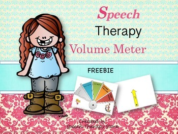 Speech Therapy Volume Meter