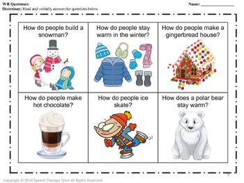 Speech Therapy Winter 2: Language, Articulation, & Social Pragmatics